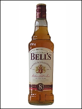Bell's 8 yrs old